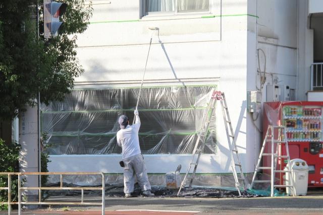 外壁塗装を外注した際に業者が行う作業手順6つのステップ