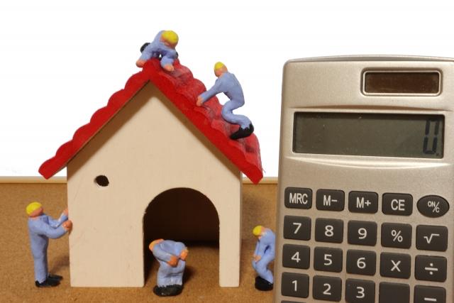 屋根・雨漏り工事の費用相場と料金の内訳